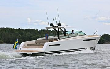 Delta 60 Open 4 Delta 60 Open 2022 DELTA POWERBOATS 60 Open Cruising Yacht Yacht MLS #257105 4