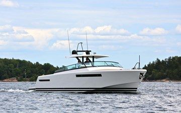 Delta 60 Open 5 Delta 60 Open 2022 DELTA POWERBOATS 60 Open Cruising Yacht Yacht MLS #257105 5