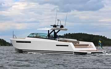 Delta 60 Open 7 Delta 60 Open 2022 DELTA POWERBOATS 60 Open Cruising Yacht Yacht MLS #257105 7