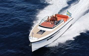 Delta 33 Open 1 Delta 33 Open 2022 DELTA POWERBOATS 33 Open Cruising Yacht Yacht MLS #257111 1