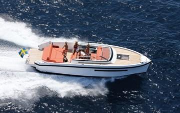 Delta 33 Open 3 Delta 33 Open 2022 DELTA POWERBOATS 33 Open Cruising Yacht Yacht MLS #257111 3