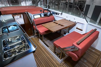 Delta 33 Open 7 Delta 33 Open 2022 DELTA POWERBOATS 33 Open Cruising Yacht Yacht MLS #257111 7