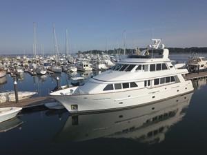 2005 Conrad Shipyard Motor Yacht Profile