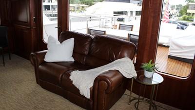 2005 Conrad Shipyard Motor Yacht Sky Lounge