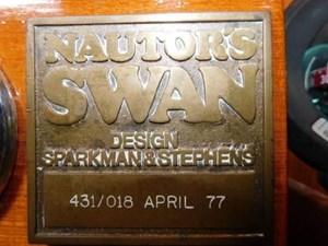 43 1977 Nautor Swan 21 22