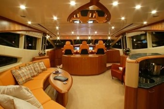 80' Royal Denship 7 80' Royal Denship 2004 ROYAL DENSHIP  Motor Yacht Yacht MLS #257229 7