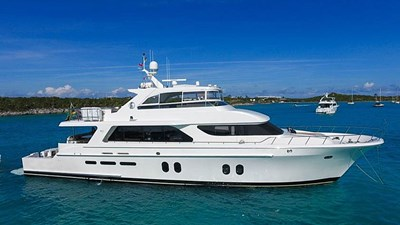 Jus Chill'n 84' Cheoy Lee Motoryacht