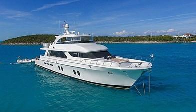 Jus Chill'n 1 Jus Chill'n 2012 CHEOY LEE Bravo Motor Yacht Yacht MLS #257233 1
