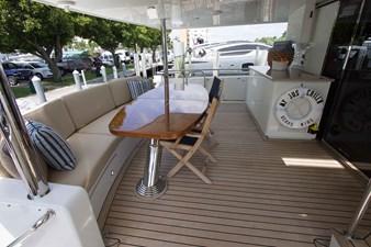 Jus Chill'n 4 Jus Chill'n 2012 CHEOY LEE Bravo Motor Yacht Yacht MLS #257233 4