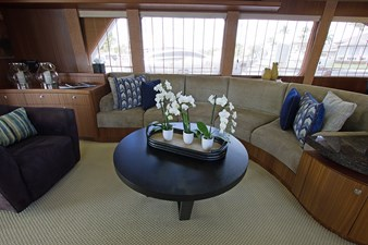 Jus Chill'n 7 Jus Chill'n 2012 CHEOY LEE Bravo Motor Yacht Yacht MLS #257233 7