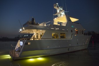 BERING YACHTS Expedition Yacht
