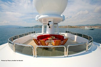 AMBROSIA 2 AMBROSIA 2006 BENETTI Diesel Electgric ABB Azipod Motor Yacht Yacht MLS #257781 2