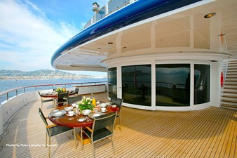 AMBROSIA 4 AMBROSIA 2006 BENETTI Diesel Electgric ABB Azipod Motor Yacht Yacht MLS #257781 4