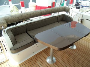 Aft Deck Table