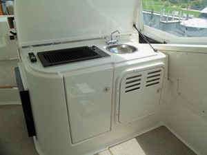 Starboard Side Grill