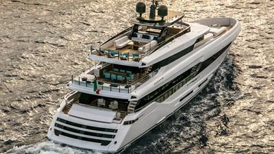 Namaste  3 Namaste  2017 MANGUSTA Oceano 42 Motor Yacht Yacht MLS #257806 3
