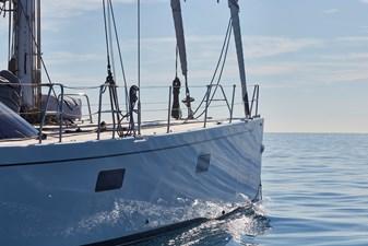 Sailing underway