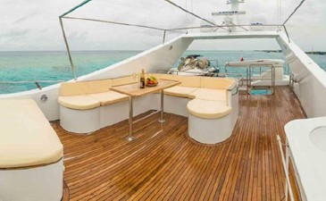 Custom Flagman 5 Custom Flagman 2014 CUSTOM  Motor Yacht Yacht MLS #257818 5