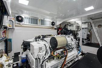 NEW Viking 82 Cockpit Motor Yacht 54 82 Viking_Engine Room6