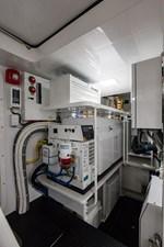 NEW Viking 82 Cockpit Motor Yacht 57 82 Viking_Engine Room9