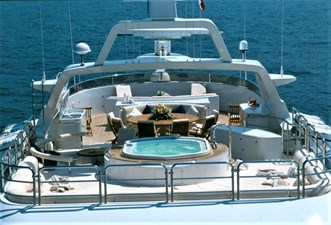 MORE 17 Jacuzzi on the sundeck