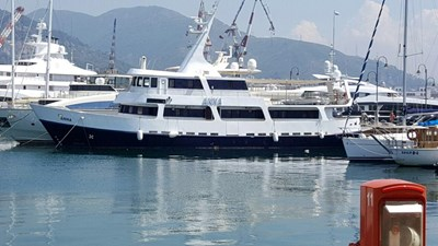 ANNA I 1 ANNA I 2011 CUSTOM  Motor Yacht Yacht MLS #258125 1