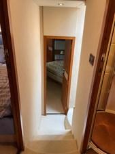 Azimut 60 16 Guest Hallway