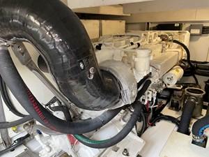 Azimut 60 19 Port Engine