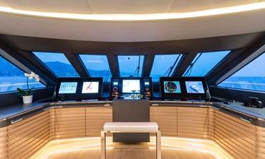 Bridge: ATOM 147' 2014/2019 Sunrise Tri-Deck Motor Yacht