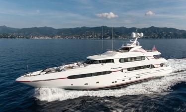 Profile: ATOM 147' 2014/2019 Sunrise Tri-Deck Motor Yacht