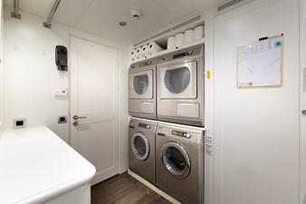 Laundry: ATOM 147' 2014/2019 Sunrise Tri-Deck Motor Yacht