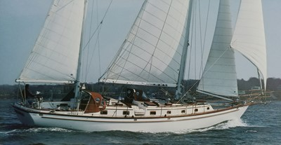 Shannon Dbl Headsail Ketch Profile
