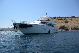 CHUPRIANA 1 CHUPRIANA 2010 FERRETTI YACHTS 830 Motor Yacht Yacht MLS #258174 1