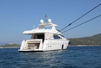 CHUPRIANA 2 CHUPRIANA 2010 FERRETTI YACHTS 830 Motor Yacht Yacht MLS #258174 2