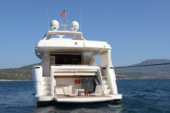 CHUPRIANA 3 CHUPRIANA 2010 FERRETTI YACHTS 830 Motor Yacht Yacht MLS #258174 3