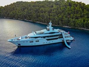 Irimari 3 Irimari at anchor