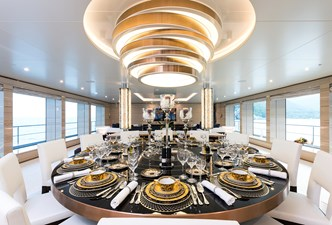 Sunrise 63m - Irimari - Main Deck Lounge - 03