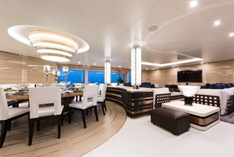Sunrise 63m - Irimari - Main Deck Lounge - 05