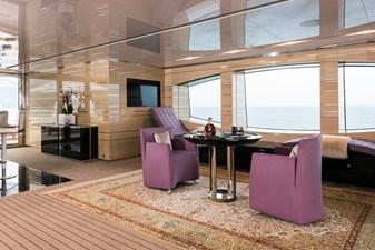 Irimari 28 Sunrise 63m - Irimari - Sun Deck Lounge - 01