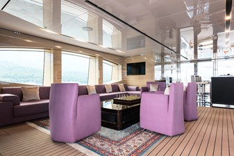 Sunrise 63m - Irimari - Sun Deck Lounge - 03