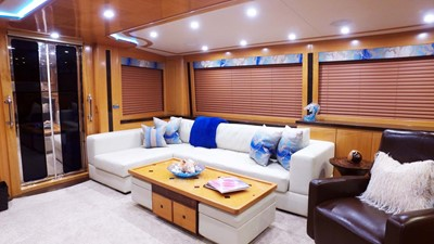 Silky 3 Silky 2010 SEA FORCE IX Sport Fisherman Motor Yacht Yacht MLS #258192 3