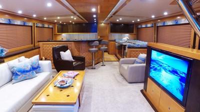Silky 5 Silky 2010 SEA FORCE IX Sport Fisherman Motor Yacht Yacht MLS #258192 5