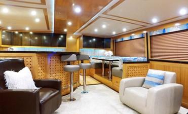 Silky 7 Silky 2010 SEA FORCE IX Sport Fisherman Motor Yacht Yacht MLS #258192 7