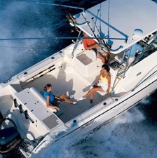 30' Pursuit 3070 Offshore 1