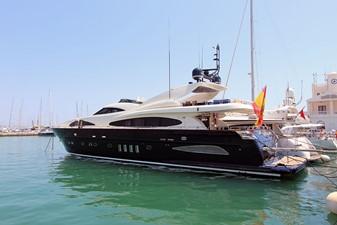 Maria Jose 1 Maria Jose 2005 ASTONDOA 102 GLX Motor Yacht Yacht MLS #258221 1