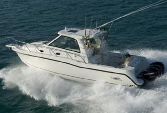 36' Boston Whaler 345 Conquest 4