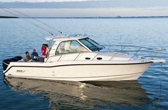 36' Boston Whaler 345 Conquest 5