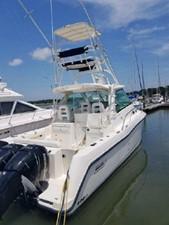 36' Boston Whaler 345 Conquest 11