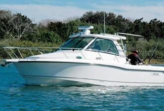 Boston Whaler 345 Conquest 1