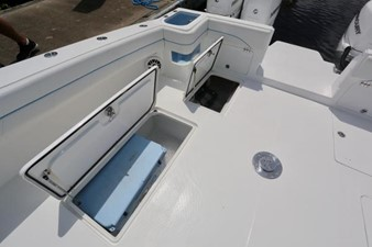 In-Deck Fishboxes